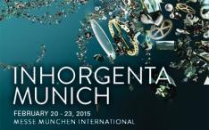 INHORGENTA 2015, MUNICH