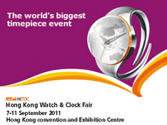 HONG KONG WATCH & CLOCK FAIR 2011