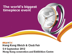 HONG KONG WATCH & CLOCK FAIR 2012