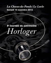 JOURNEE DU PATRIMOINE HORLOGER